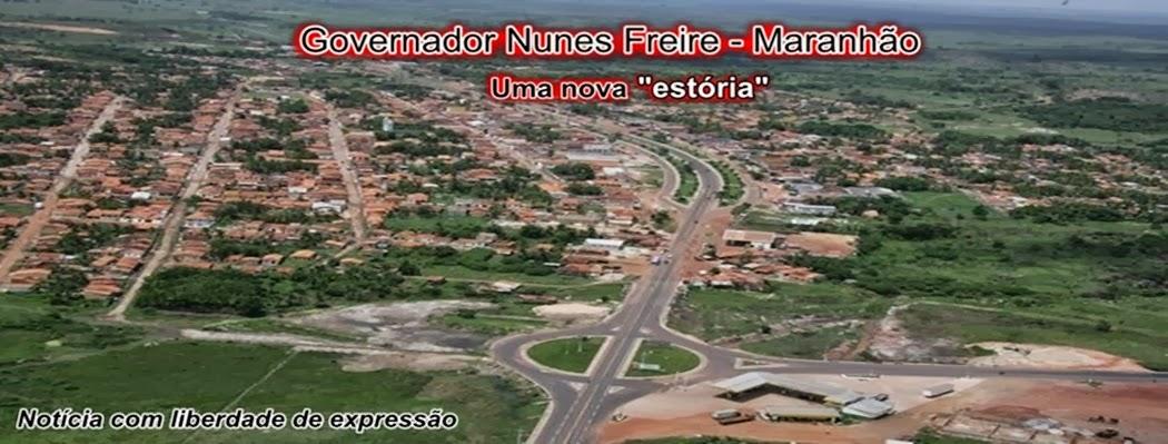NOVA ESTÓRIA 2013 GOVERNADOR NUNES FREIRE -MARANHÃO