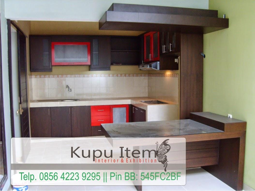 Kupu item interior interior solo kitchen set solo for Kitchen set jadi