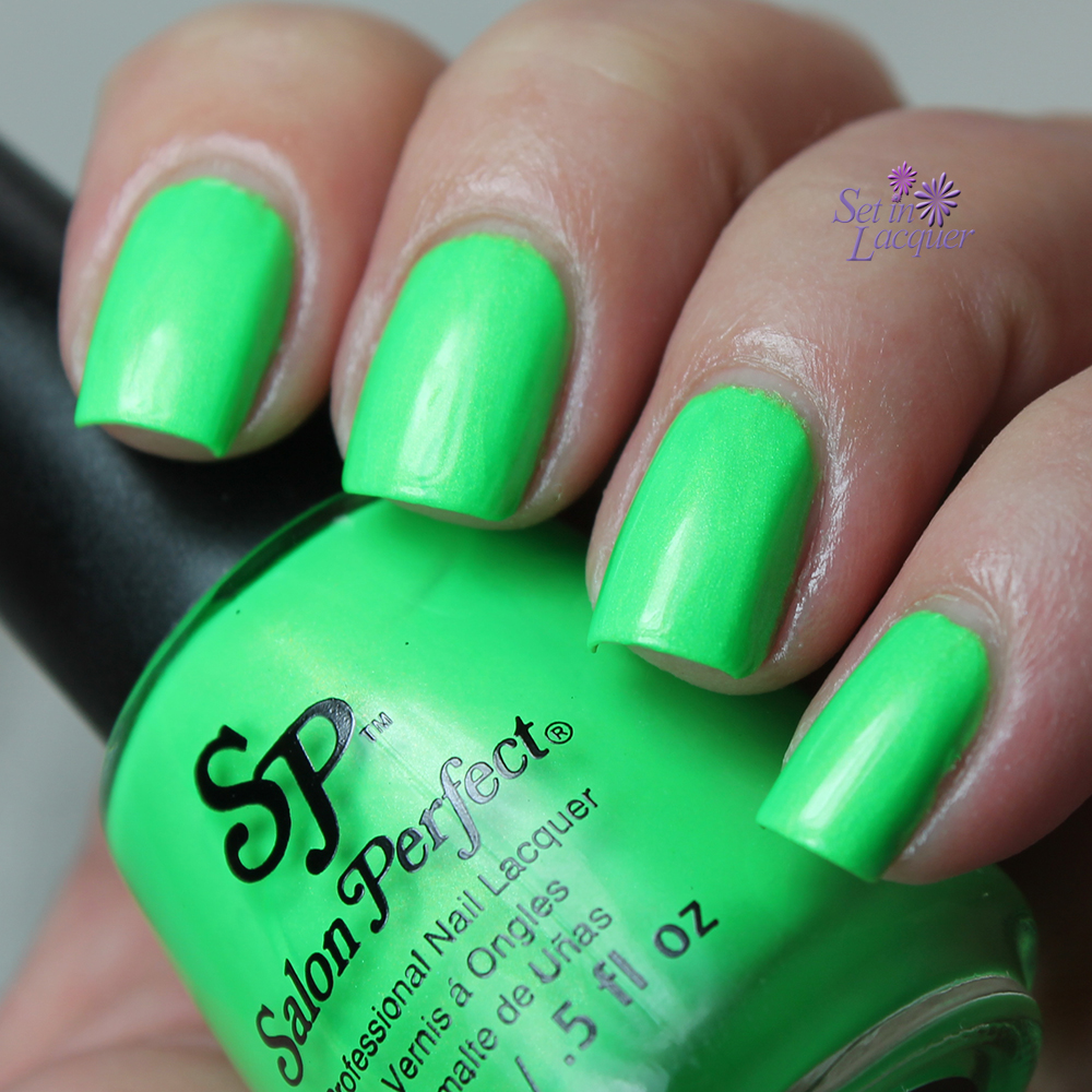 Salon Perfect Loopy Lime