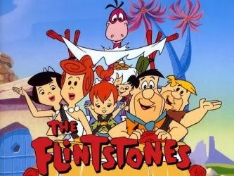 """Abertura e curiosidades do desenho animado """"Os Flintstones""""."""
