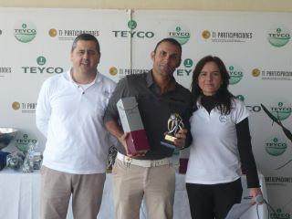 Jordi Salvado guanyador Hcp Superior Pitch and Putt Ampolla