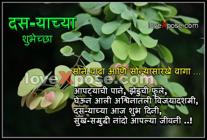 Dasara marathi whatsapp pics