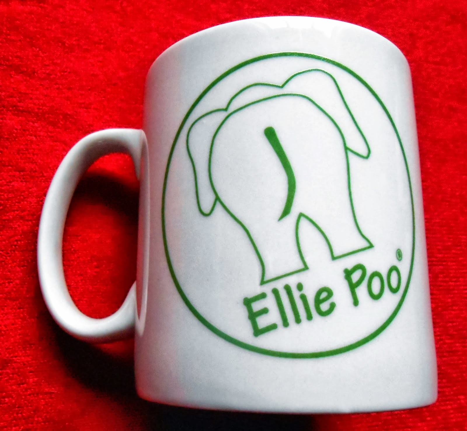 Ellie Poo Mug From Exotic Paper Company