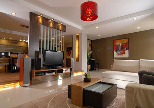 Luxury Living Room Interior Design Lighting Ideas