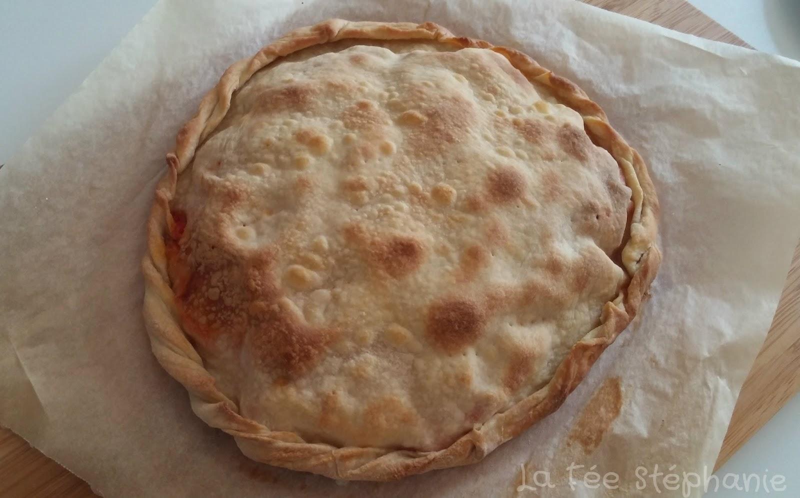 comment faire une pizza farcie recette facile de la p 226 te 224 pizza et de la farce aux artichauts