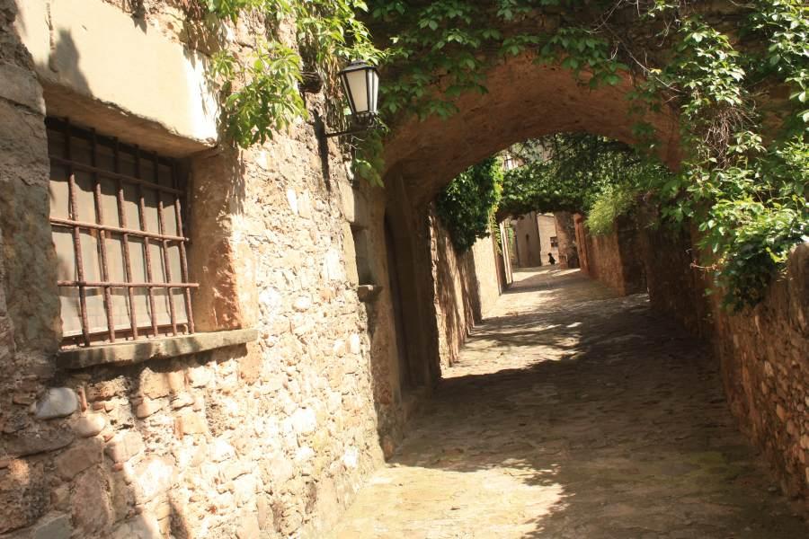 Beautiful places of Barcelona and Catalonia: BARCELONA: MURA