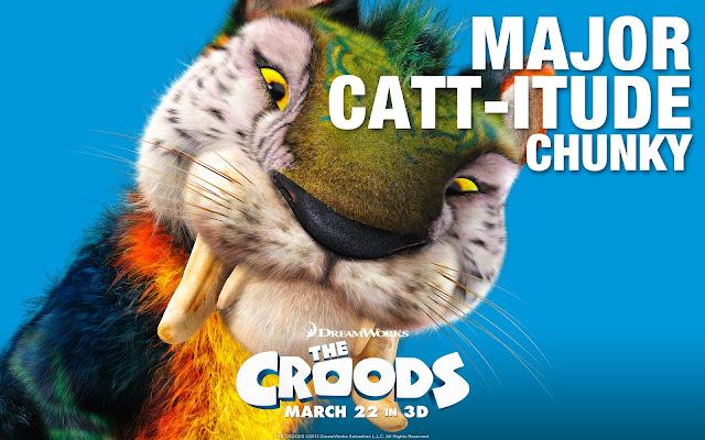 Chunky - The Croods