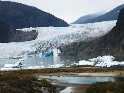 Glaciar Mendenhall – Alasca