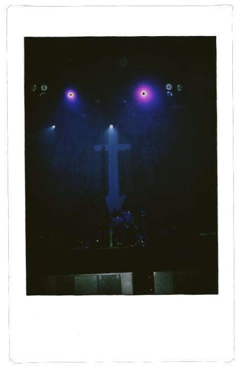 Going to Hell Tour '14 Polaroid