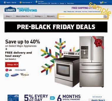 Lowe's 10% Printable Coupon 2014