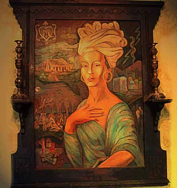 4 Lukisan Paling Seram