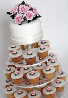 Diamond Wedding Cake Decorations