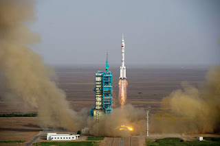 China plans to launch 20 spacecraft in 2013