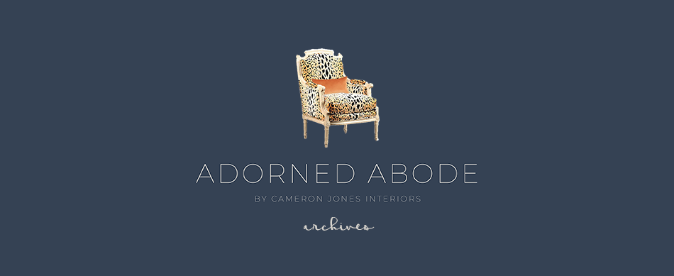 adorned abode archive