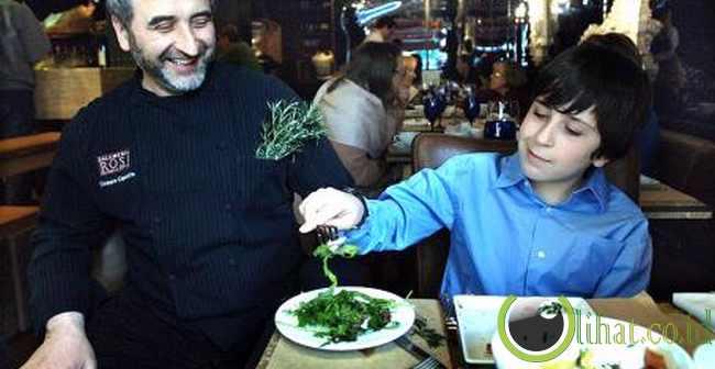 Restaurant Reviewer