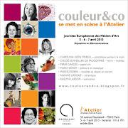 L'EXPOSITION COULEUR&CO À L'ATELIER