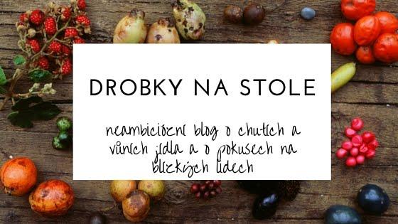 Můj blog o vaření