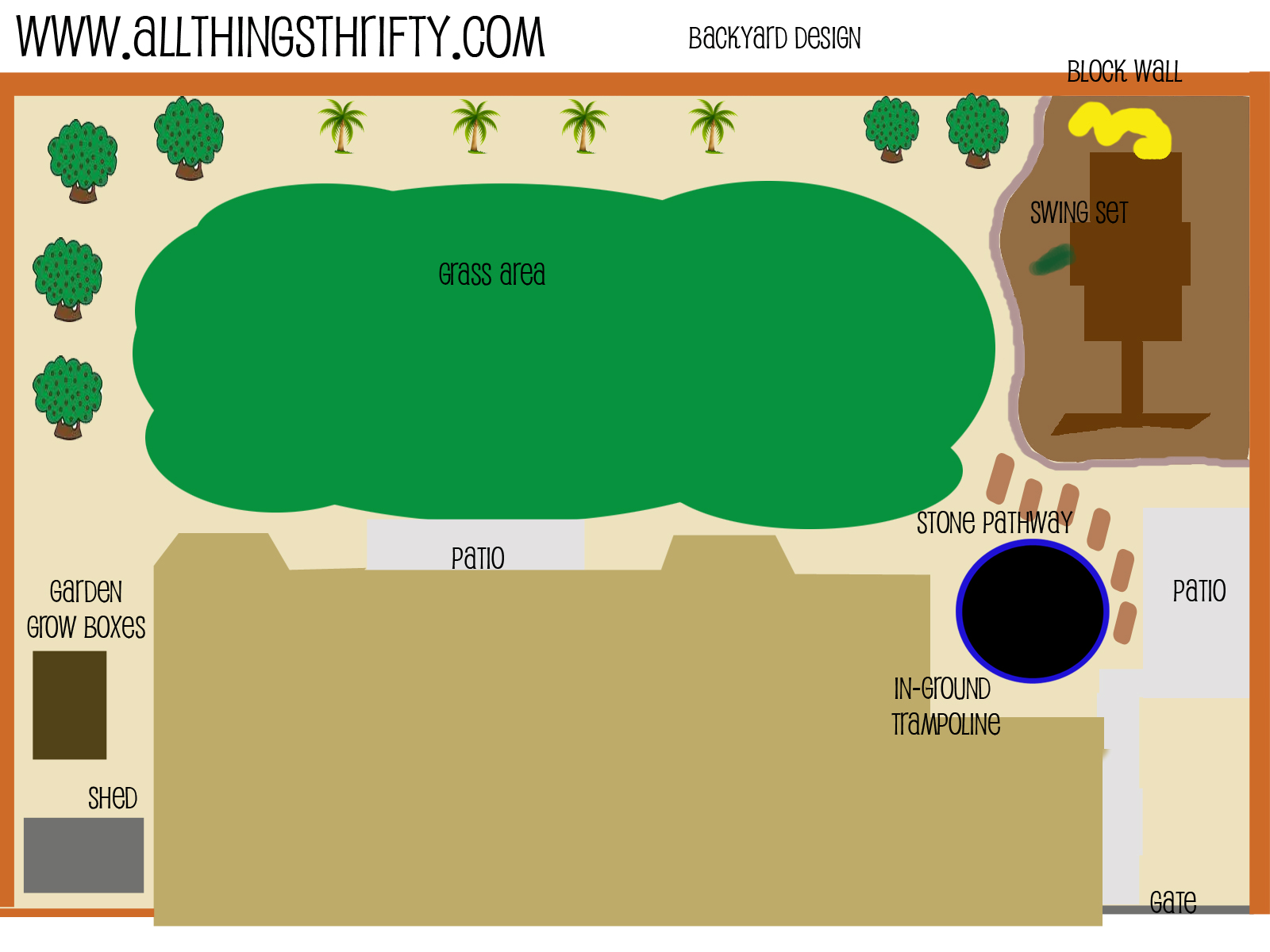 30 brilliant backyard garden design program u2013 izvipi com