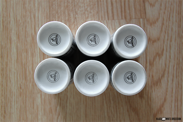 #thriftscorethursday Week 31 Altenkunstadt German Shot Glass Markings | www.blackandwhiteobsession.com