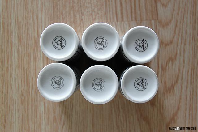 #thriftscorethursday Week 31 Altenkunstadt German Shot Glass Markings | www.blackandwhiteobsession.com
