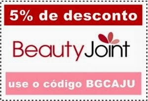 Beauty Joint - Cupom