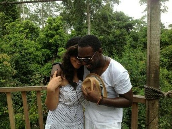 Jim Iyke and Nadia Buhari Getting Stronger in Love choimaandy.com