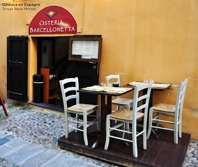 meilleur restaurant alghero sardaigne italie
