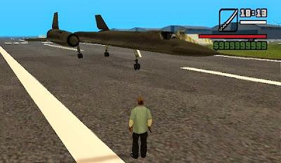 Mod SR-71 Blackbird