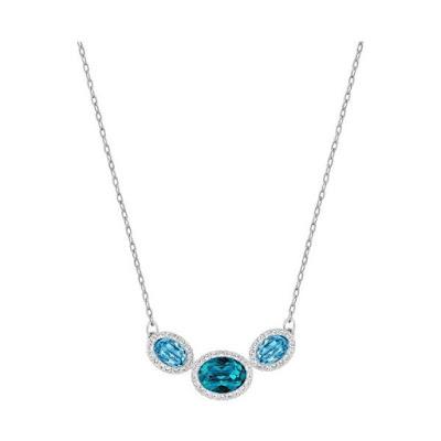 Joyas de Swarovski de color azul