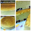 Blueberry Light Cotton Cheesecake