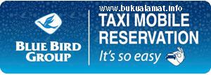 taxi blue bird 24 jam