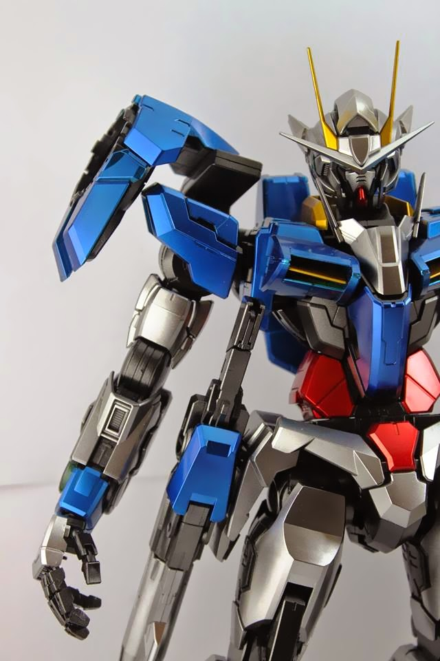 PG 00 Raiser modeled by Rayhan Khayr Hamadphoto