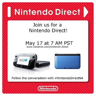 nintendo direct noa 5 17 13 Nintendo Directs Announced For Tomorrow (5/17) For North America, Europe, & Japan