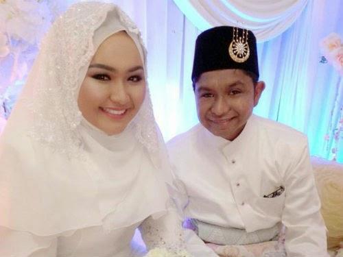 Video Amir Raja Lawak Kini Bergelar Suami Kepada Nur Intan Syafinaz