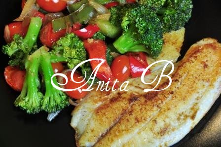 how to make diet sauteed vegetables