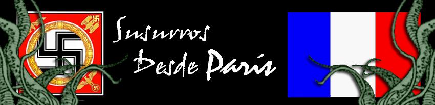 La Llamada de Cthulhu: Susurros Desde Paris