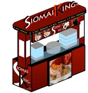 Franceshape Different Siomai Food Stands Philippines