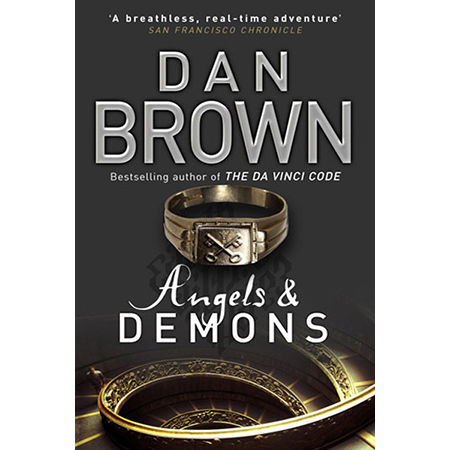 Book Bucket Challenge - Angels and Demons