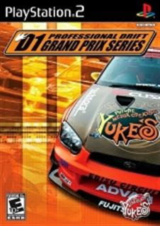 Super Compactado D1 Professional Drift Grand Prix Series PS2