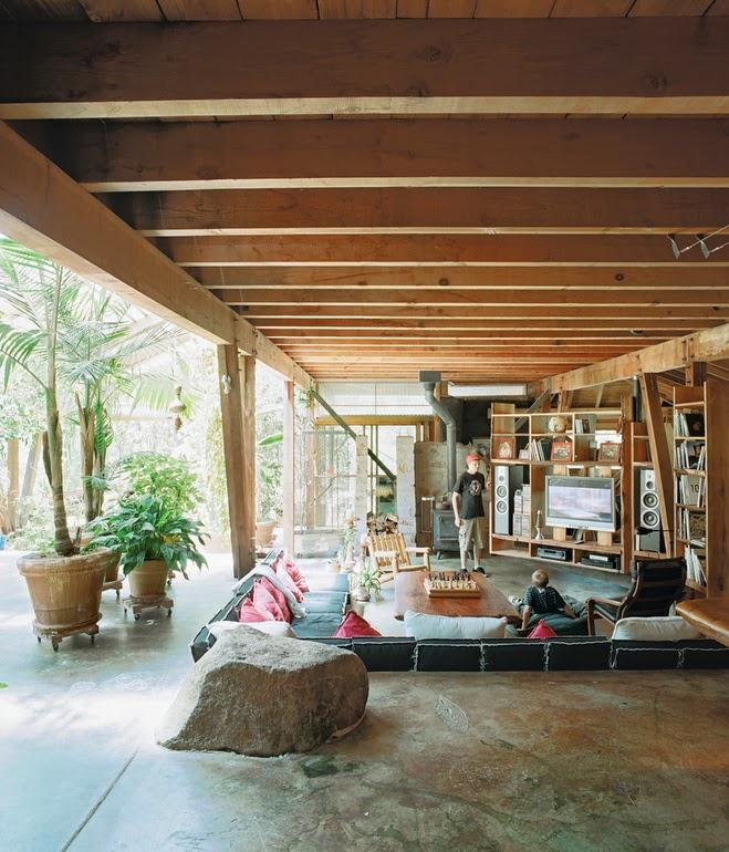 Haus und Einrichtung im Selbstbau - wohnen und leben in Freiheit