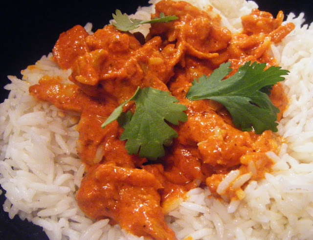 indian butter chicken ingredients 4 pieces boneless skinless chicken ...