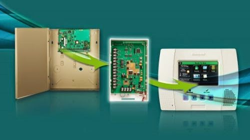 Diy security systems blog the 5800c2w by honeywell converts wired the 5800c2w by honeywell converts wired to wireless security system geoarm solutioingenieria Image collections
