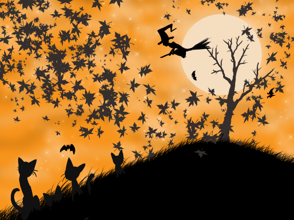 HQ Wallpaper Halloween