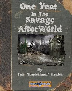 One Year In The Savage AfterWorld For Mutant Future Now Available!