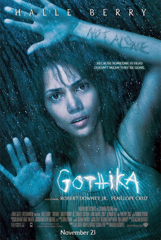 Gothika Movie Poster Film Poster Analysis Gothika
