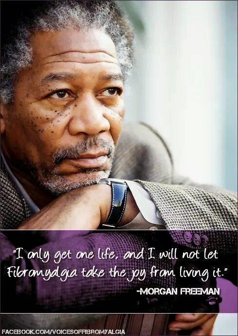 Sólo tengo una vida, y no voy a dejar que la fibromialgia tome la alegría de vivirla