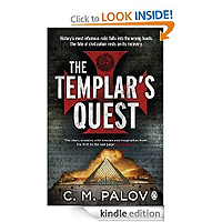 The Templar's Quest by C.M. Palov