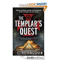 The Templar's Quest by C.M. Palov