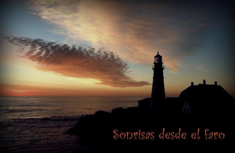 Sonrisas desde el Faro...
