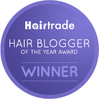 Hair Blogger of The year 2015